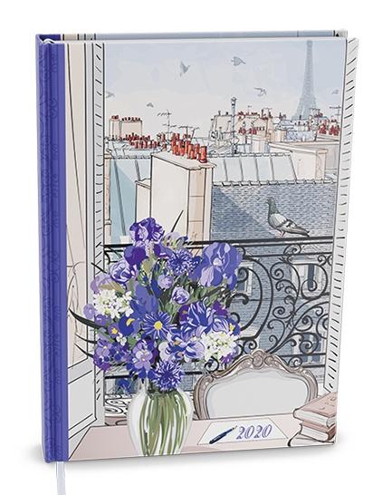 Denní diář - David - lamino - A5 - Paříž 2019
