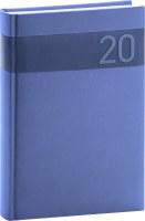 Denní diář Aprint 2020, modrý