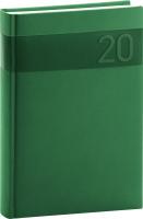 Denní diář Aprint 2020, zelený