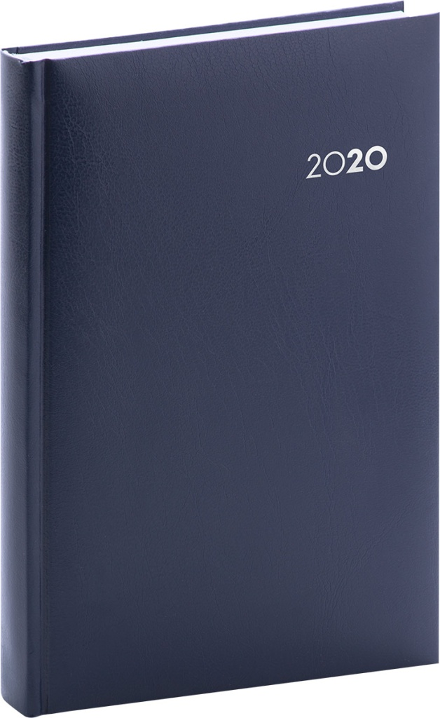 Denní diář Balacron 2020, tmavě modrý 2019