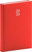 Denní diář Capys 2020, červený