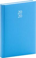 Denní diář Capys 2020, světle modrý