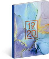 18měsíční diář Petito - Marble 2019/2020