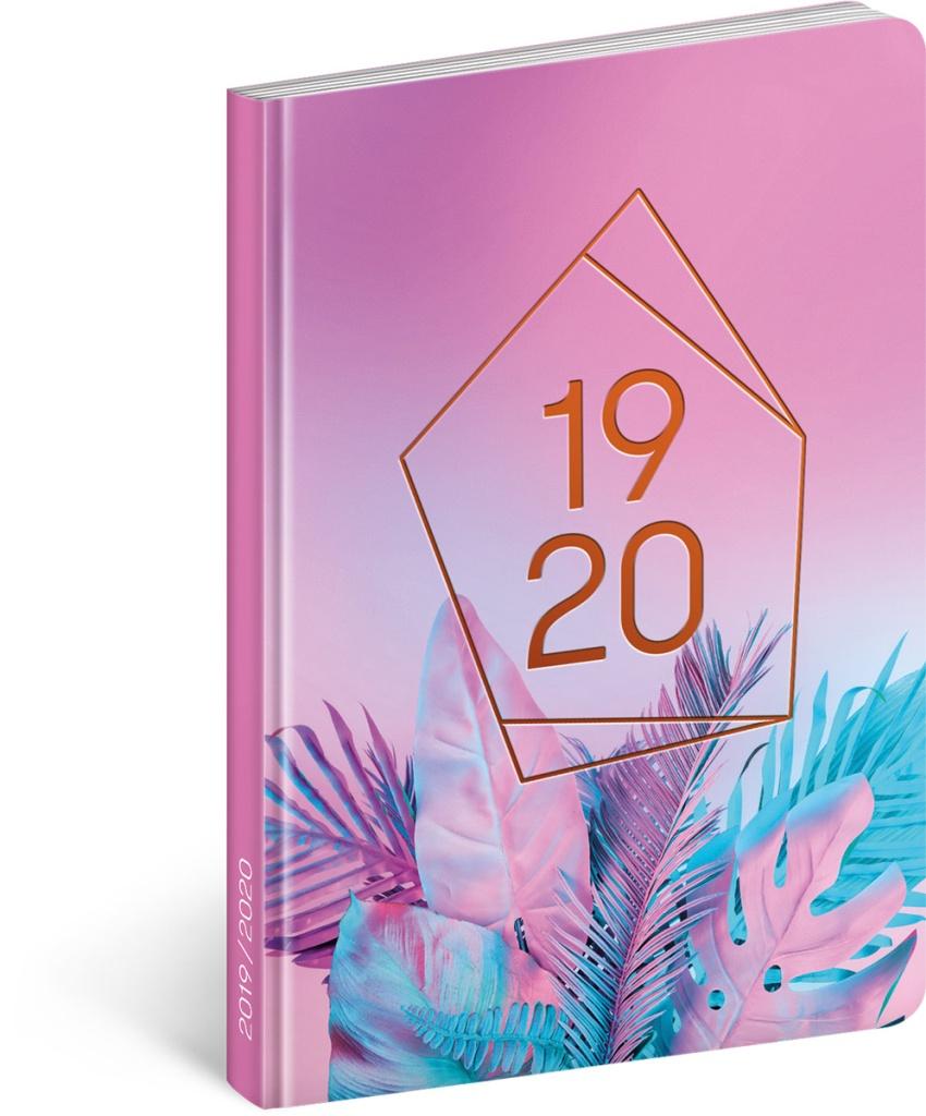 18měsíční diář Petito - Neon 2019/2020 2019