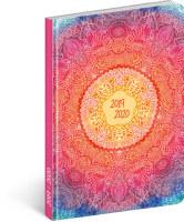 18měsíční diář Petito - Mandala 2019/2020