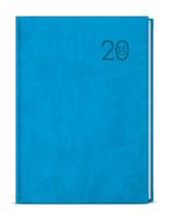 Týdenní diář - Oskar - vivella - A5 - světle modrá