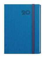 Týdenní diář - Oskar - vigo - A5 - modrá