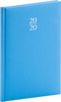 Týdenní diář Capys 2020, světle modrý