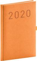Týdenní diář Vivella Fun 2020, oranžový