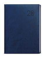 Týdenní diář - Prokop - vivella - B6 - modrá