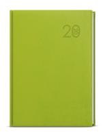 Týdenní diář - Prokop - vivella - B6 - zelená