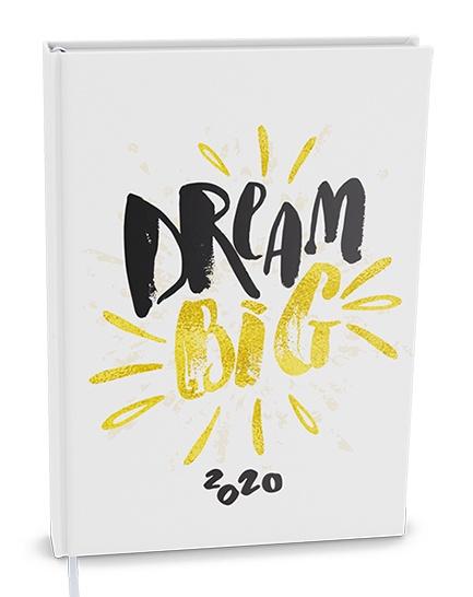 Týdenní diář - Prokop - lamino - B6 - Dream 2019