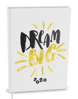 Týdenní diář - Prokop - lamino - B6 - Dream