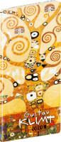 Kapesní diář Gustav Klimt 2020, plánovací měsíční