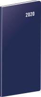 Kapesní diář Modrý SK 2020, plánovací měsíční