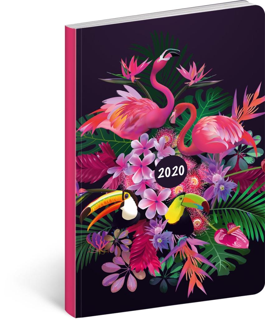 Ultralehký diář Tukan 2020 2019