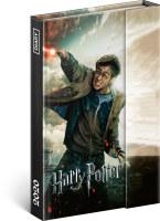 Týdenní magnetický diář Harry Potter 2020