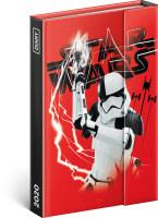 Týdenní magnetický diář Star Wars 2020