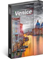 Týdenní magnetický diář Benátky 2020