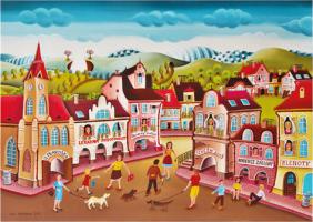 Nástěnný kalendář- Filip Hodas