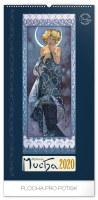 Nástěnný kalendář- Josef Lada- Náves