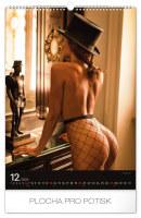 Nástěnný kalendář- Playboy