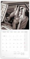Poznámkový kalendář Women 2020