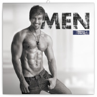 Poznámkový kalendář Muži 2020