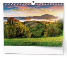 Nástěnný kalendář A3- České Švýcarsko