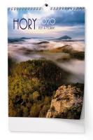 Hory Čech a Moravy - A3