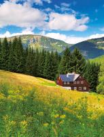 Nástěnný kalendář A3- Hory Čech a Moravy