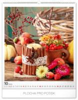 Nástěnný kalendář A3- Řeka čaruje