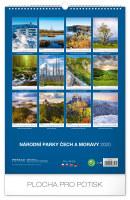 Nástěnný kalendář- Energie