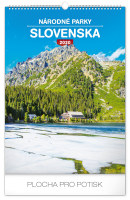 Nástěnný kalendář Národné parky Slovenska SK 2020