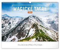 Nástěnný kalendář- Tatry