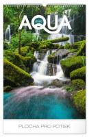 Nástěnný kalendář Voda 2020