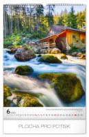 Nástěnný kalendář- Magické Tatry