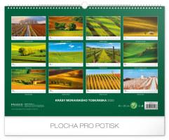 Nástěnný kalendář- Toulky českou krajinou