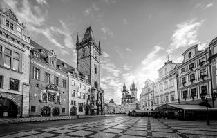 Nástěnný kalendář A3- Česká republika