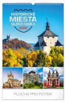 Nástěnný kalendář- Zlatá Praha Franze Kafky