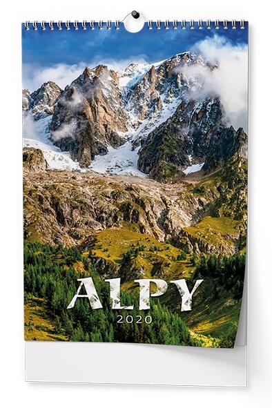 Nástěnný kalendář- Pametihodnosti Slovenska