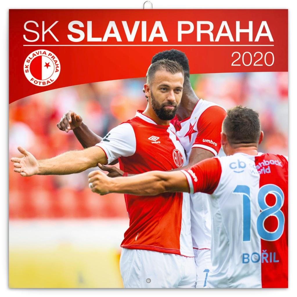 Nástěnný kalendář- HC Kometa Brno 2019