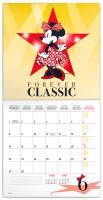 Nástěnný kalendář- Krteček