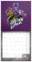 Nástěnný kalendář- Rodinný plánovací XXL- Ledové království