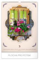 Nástěnný kalendář- Zen