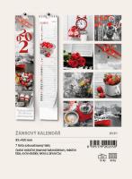 Nástěnný kalendář- Česká republika