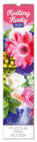 Nástěnný kalendář- Květiny- Kvety