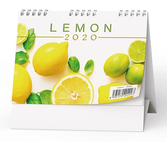 Stolní kalendář- Lemon