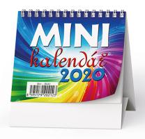 Stolní kalendář- Mini