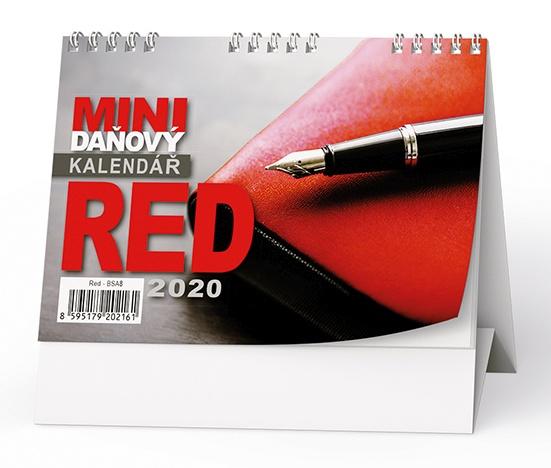 Stolní kalendář- Easy 2019